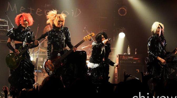 "[MeteoroiD] ""MeteoroiD Presents Rokudaitoshi Shusai TOUR"" at Osaka FanJtwice"