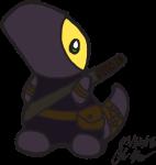 Halloween Day 03: Ninja