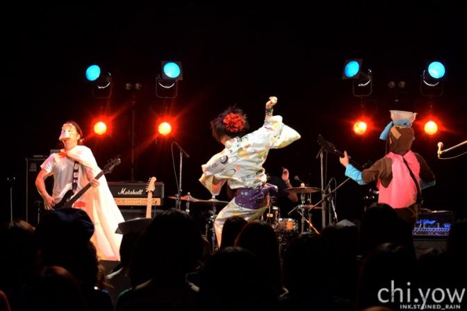 [umbrella] Gakkou e Ikkou ~5 Genmei~ at Abeno ROCK TOWN
