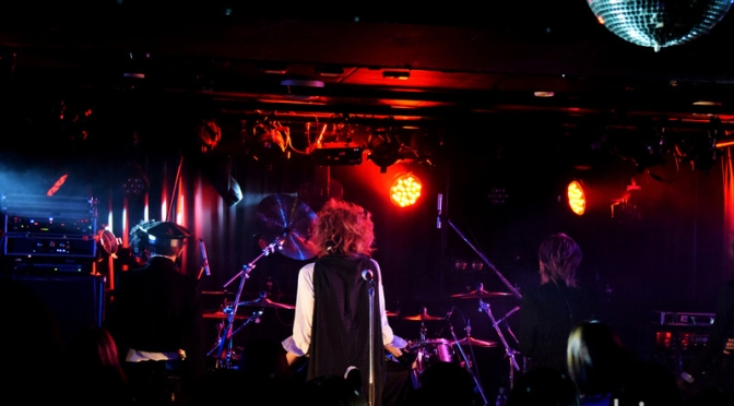 "[MeteoroiD] ""MeteoroiD × XaaXaa × GAGA 東名阪TOUR"" at Shinsaibashi VARON"