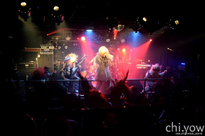 "[Avanchick] ""Avanchick & Synk;yet Coupling Shusai Tour"" at Shinsaibashi paradigm"