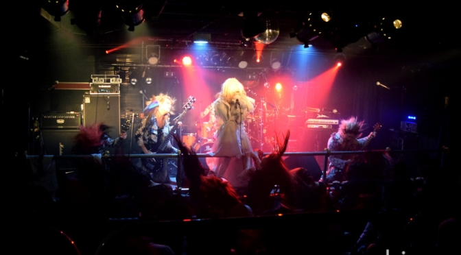 "[Avanchick] ""Avanchick & Synk;yet Coupling Shusai Tour"" at Shinsaibashi paradigm"