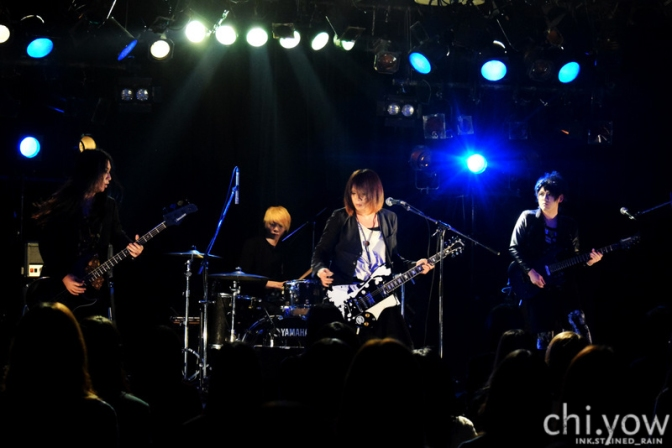 [umbrella] A&D TOUR 2016 [BAKUSHIN] / YUKI★ハピバ★Night!! at OSAKA MUSE