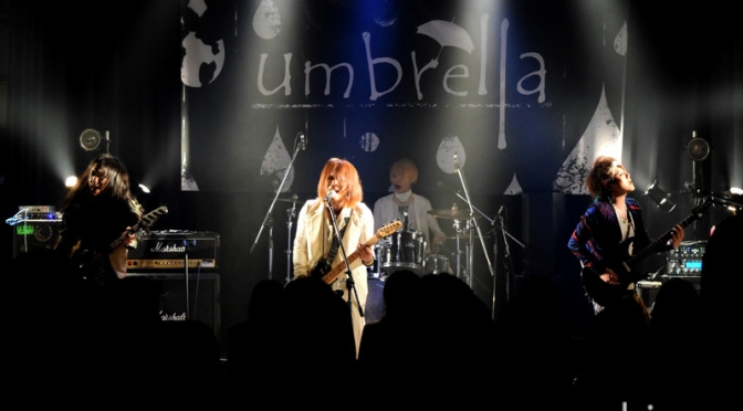 [umbrella] ONEMAN TOUR Chapter.2 [Toiki]